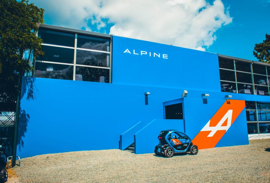 Alpine (2) - 24h 2016 - iEvent