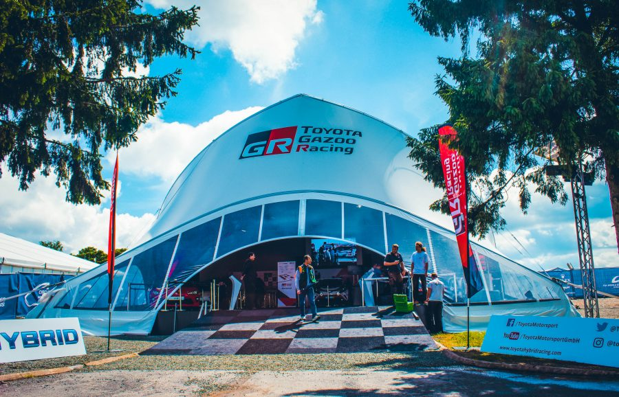 Toyota Fan Zone (2) - 24h 2016 - iEvent