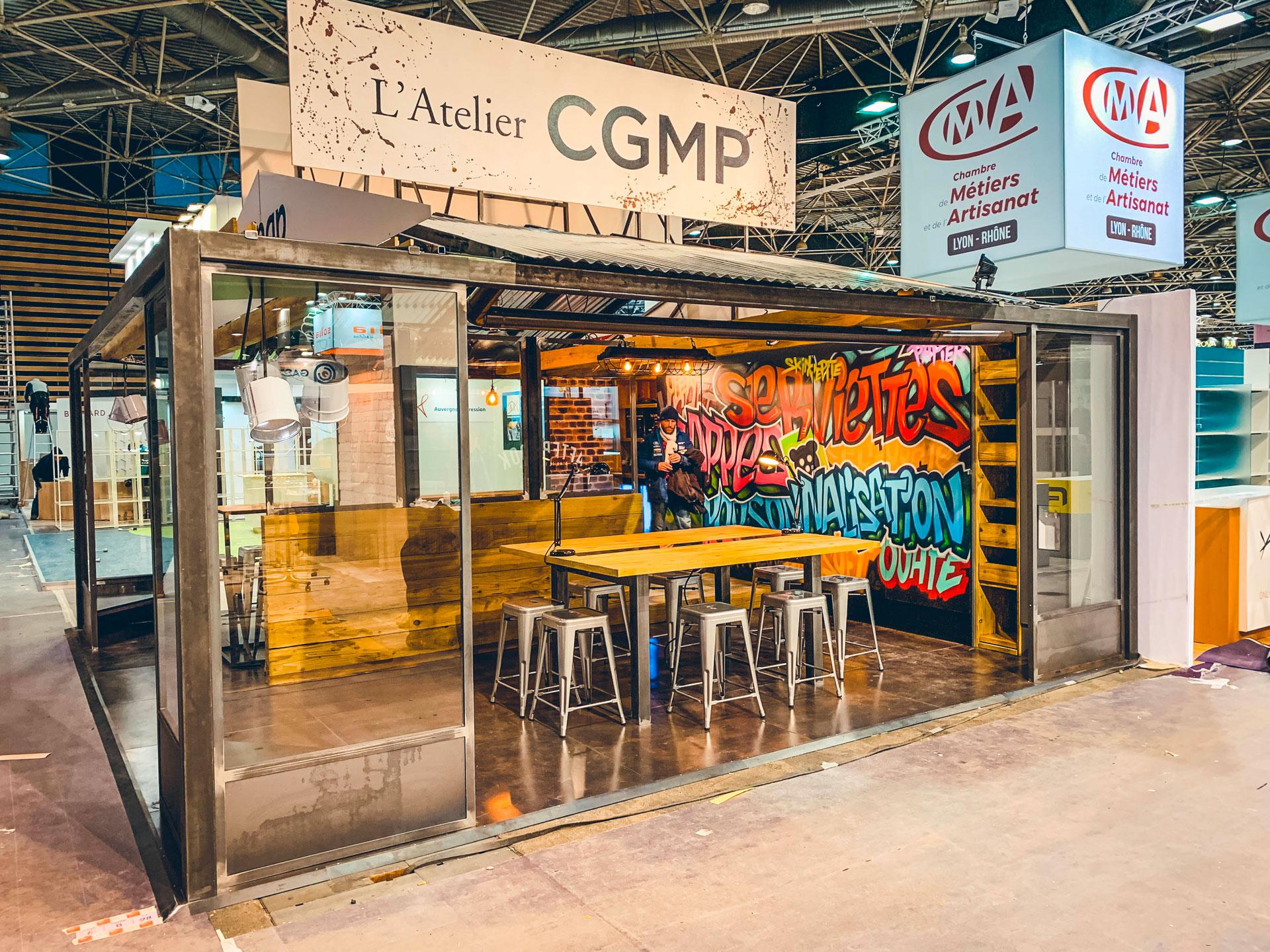 CGMP – Sirha de Lyon