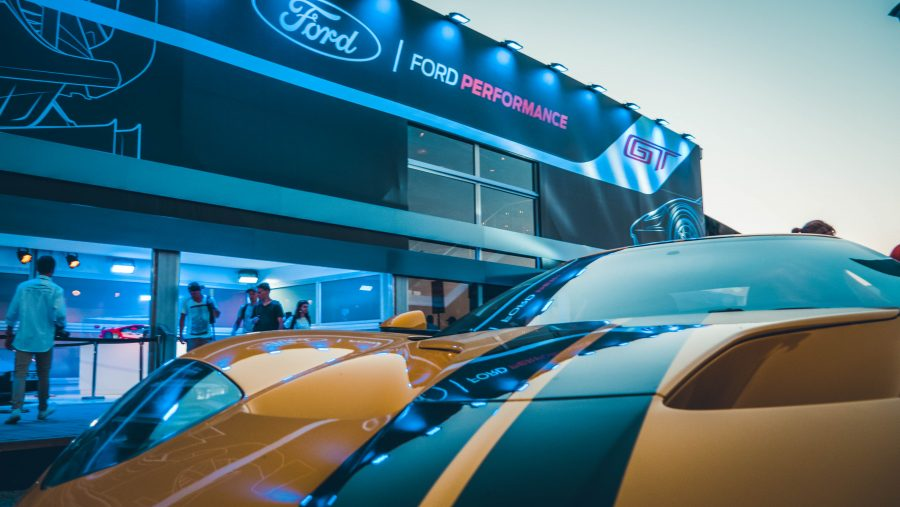 Ford (1) - 24h 2017 - iEvent