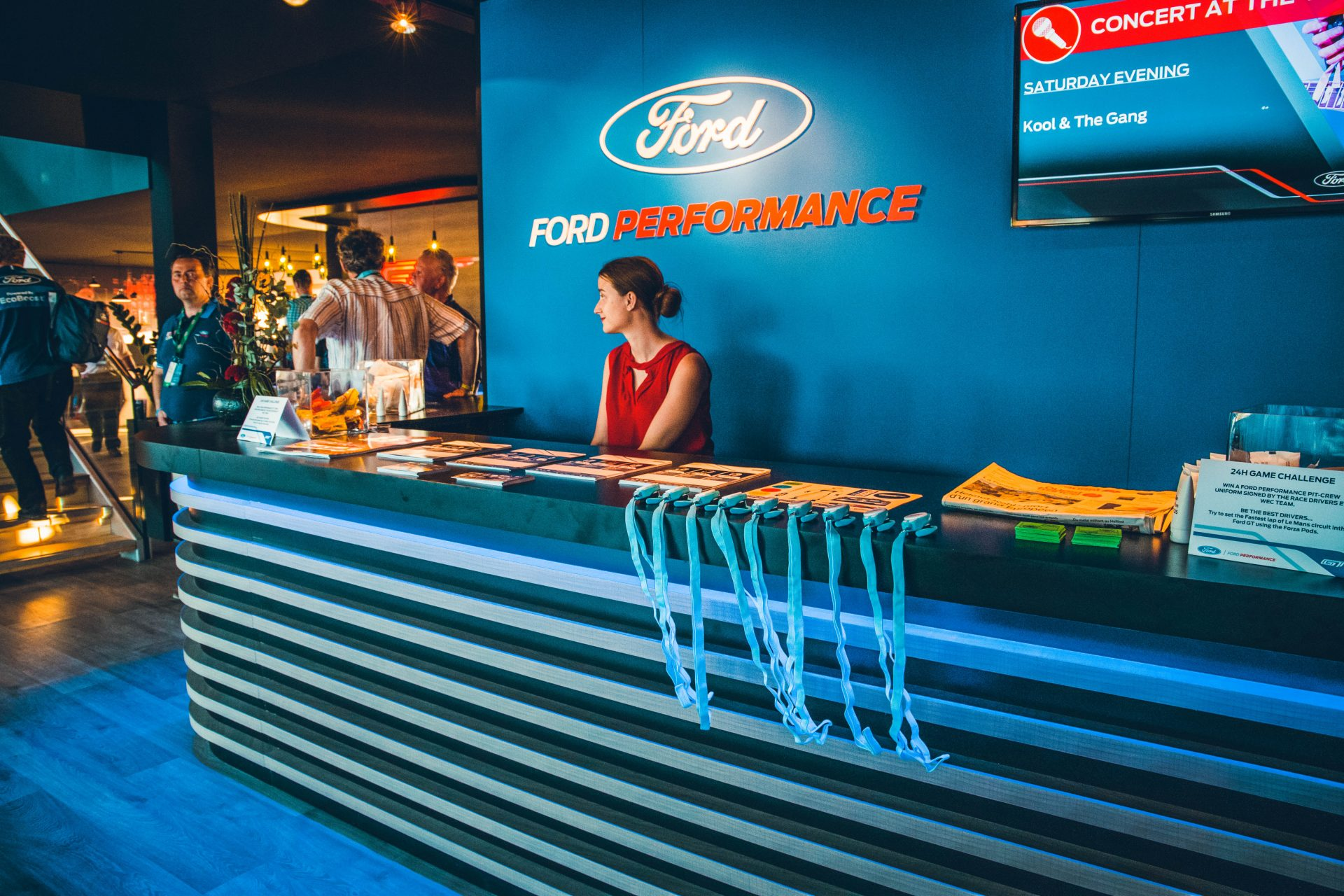 Ford (21) - 24h 2017 - iEvent