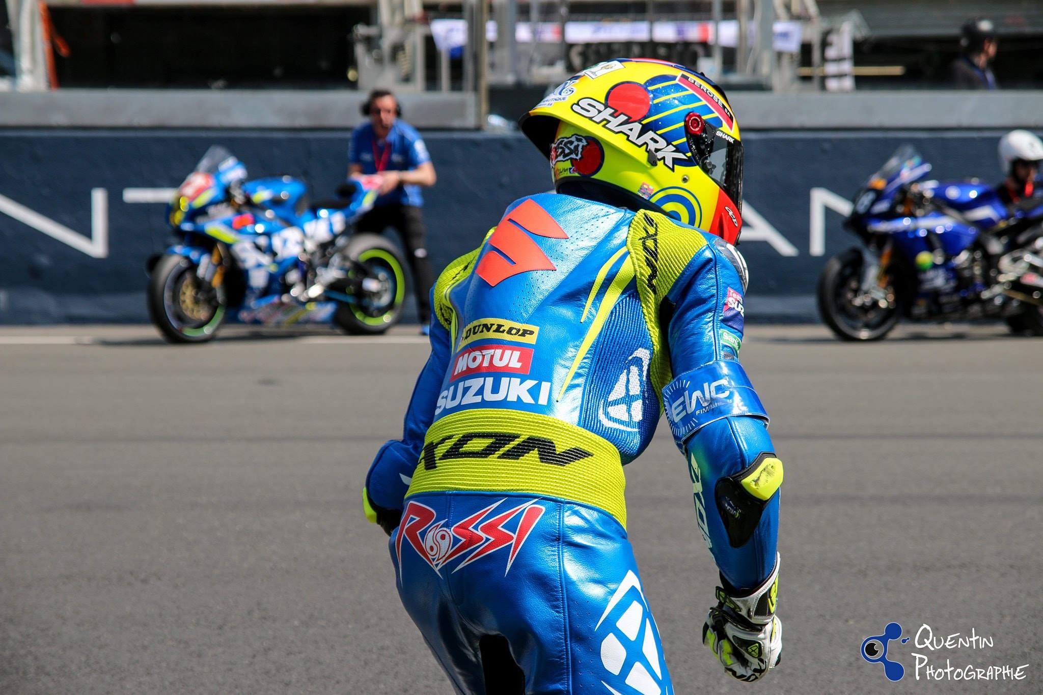 Fast Quiz avec Louis Rossi !