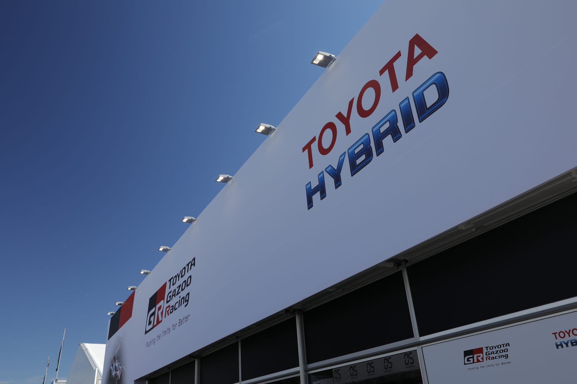 Toyota Support Paddock - 24h 2019 - 2019 06 01 (23)