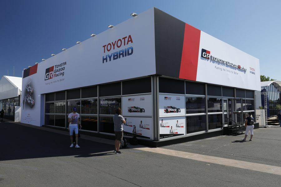 Toyota Support Paddock - 24h 2019 - 2019 06 01 (26)