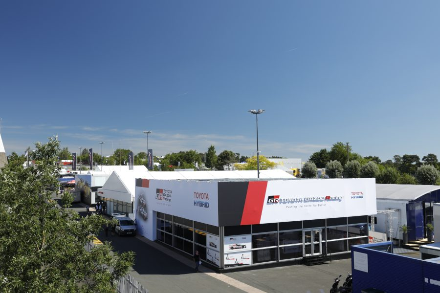 Toyota Support Paddock - 24h 2019 - 2019 06 01 (4)